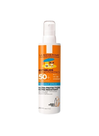 La Roche Posay La Roche Posay Anthelios Spf50+ Dermo-Pediatrics Invisible Spray 200 Ml Renksiz